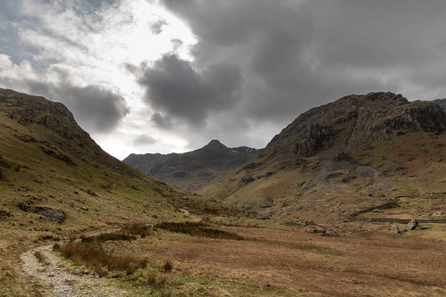 Looking back up Grisedale | by johnkaysleftleg
