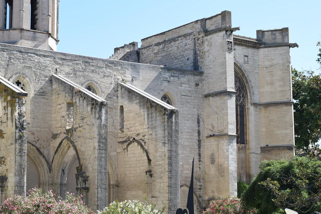 Aviñón tiene cantidad de lugares históricos que visitar