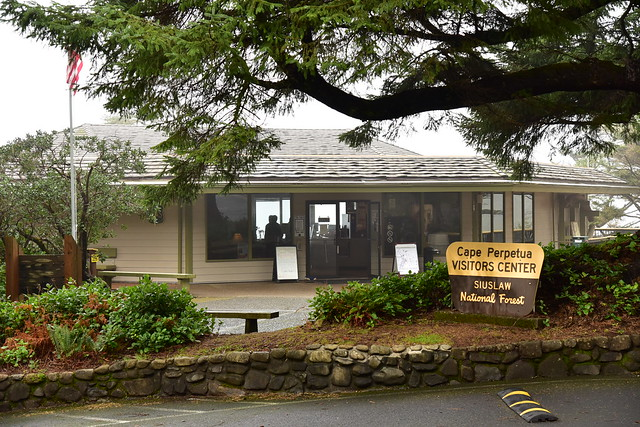 Cape Perpetua Visitor's Center
