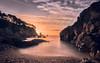 Sunrise in Cala Canyers