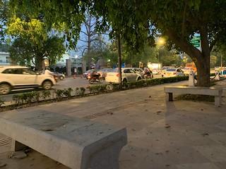 City Hangout - Remembrance Benches, Outside National War Memorial | by Mayank Austen Soofi