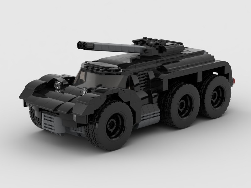 My own custom creation of the Bat Tank, working progress.  #workinprogress #lego #batman #moc #custom #legomoc #battank