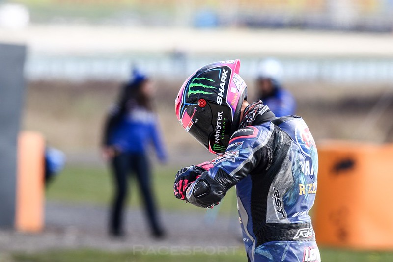 Alex Lowes crash