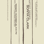 Sonya Clark poster – 2018