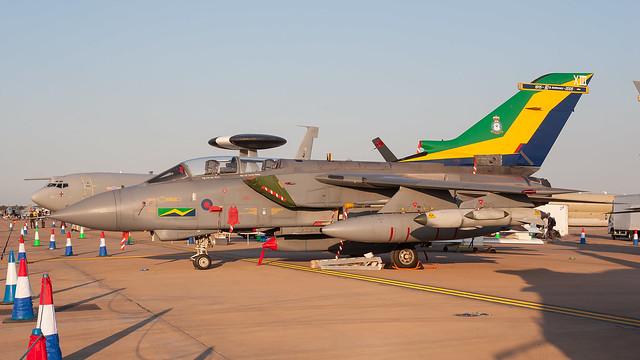 XIII Squadron Tornado.