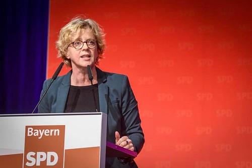 Natascha Kohnen Rede LPT | by BayernSPD
