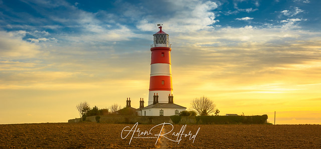 Happisburgh Sunset Glow