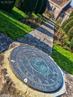 Sundial `All Saints Church