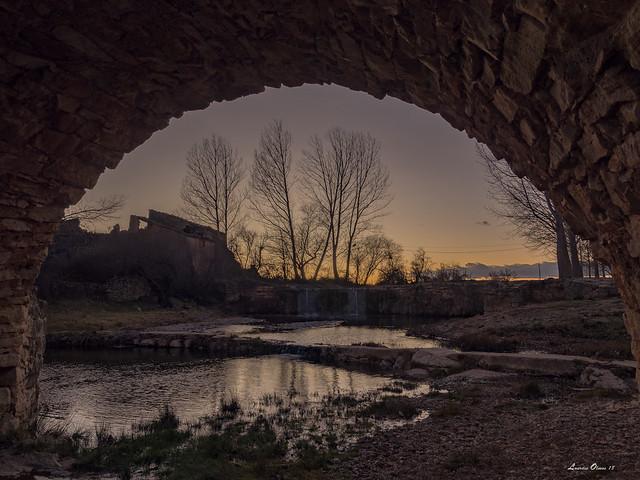 Invierno en Teruel.