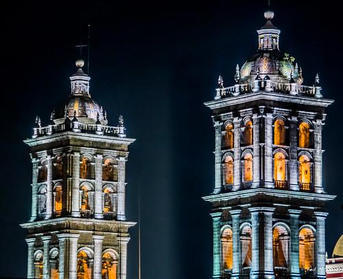 2018 - Mexico - Puebla - Templo de Santo Domingo - Capilla del Rosario - 2 of 2