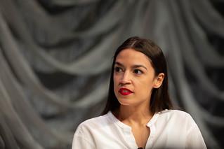 Alexandria Ocasio-Cortez @ SXSW 2019   by nrkbeta