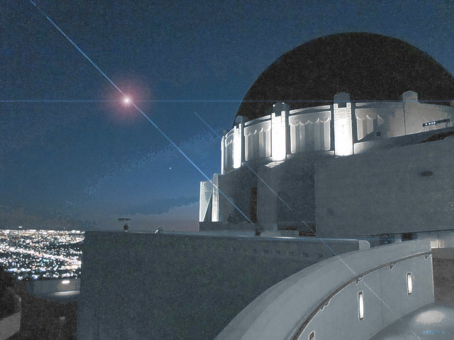 Griffith Dome, Los Angeles