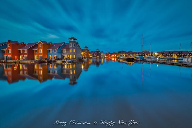 7 Merry Christmas 2018 Reitdiephaven Groningen