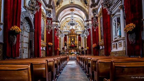 2018 - Mexico - Puebla - Templo Conventual de Nuestra Señora del Carmen