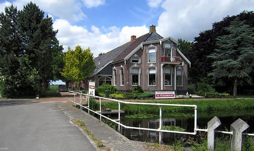 Groningen: Wildervank, Torenhoeve
