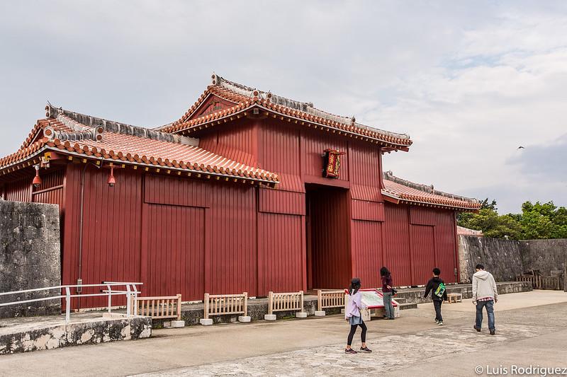 Puerta Kofukumon