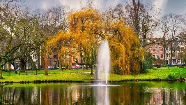 The Fountain - 6384