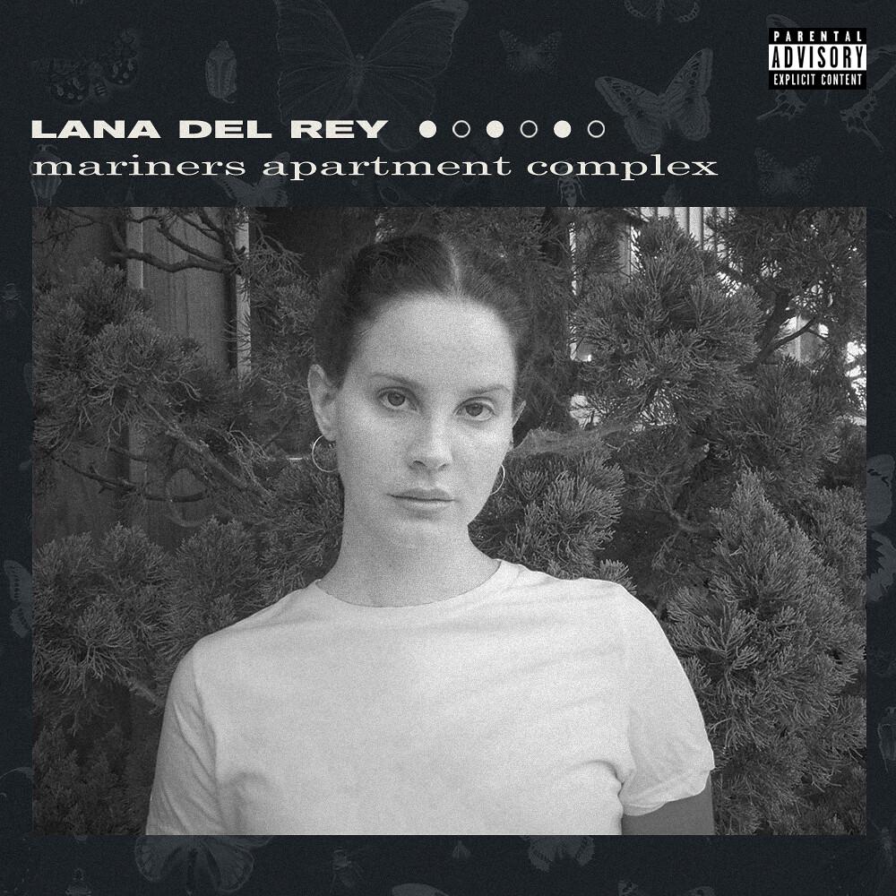 Lana Del Rey Mariners Apartment Complex