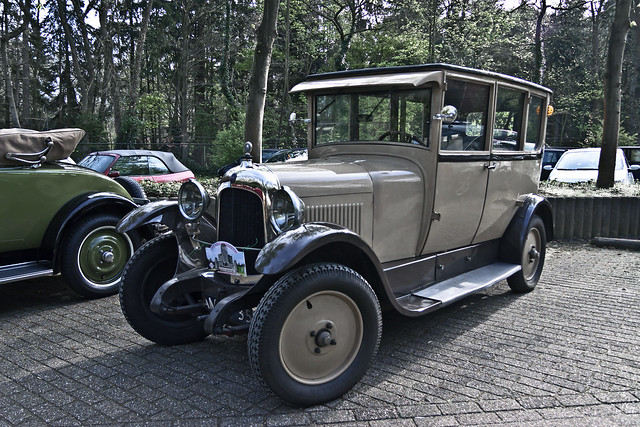 Citroën B12 Conduite Interieure 1925 (5637)