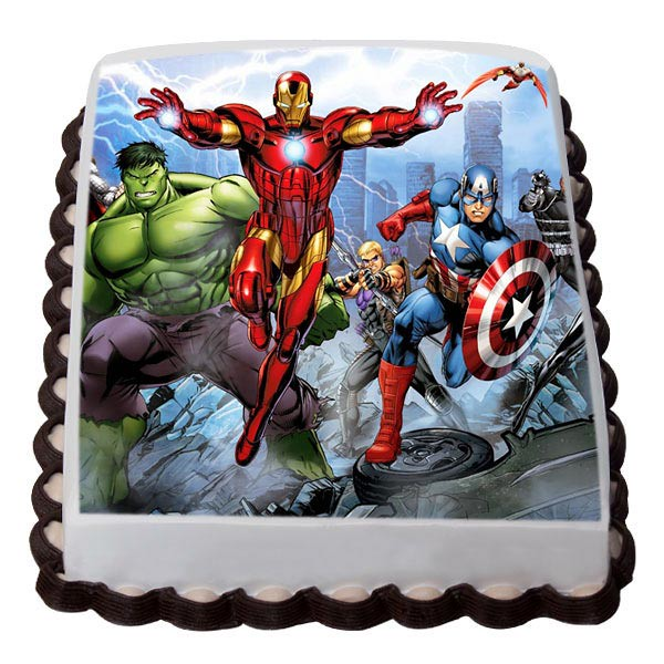 courageous-avengers-cake