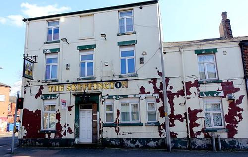 Skeffington Arms, Preston   by Tony Worrall
