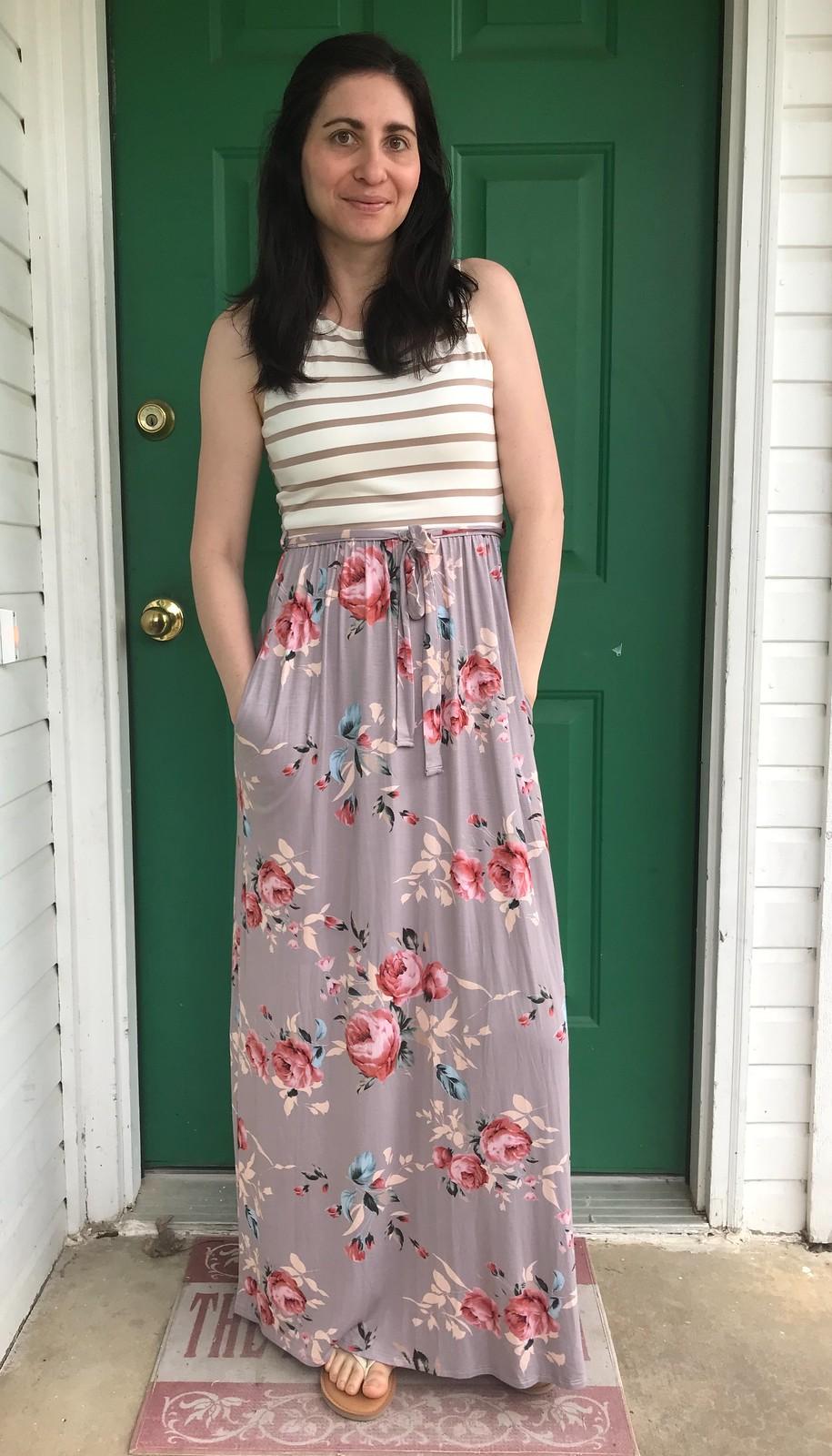 Stitch Fix #8 Spring Refresh on Work it Mommy blog