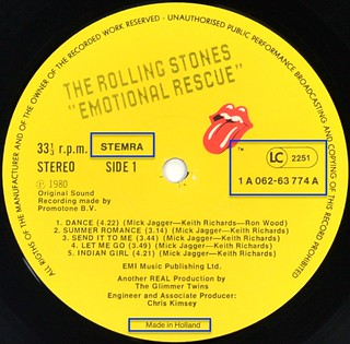 A0659-ROLLING-STONES-Emotional-Rescue-Label | by vinylmeister