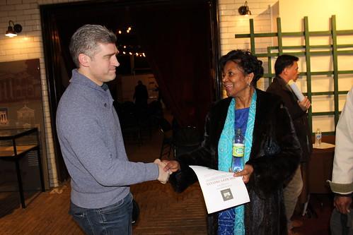 Storyhorse Co-Founder Jeremy Davidson speaks with AWAH President Francine Shorts