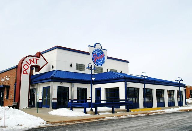 Point Burger Bar - New Berlin, Wisconsin