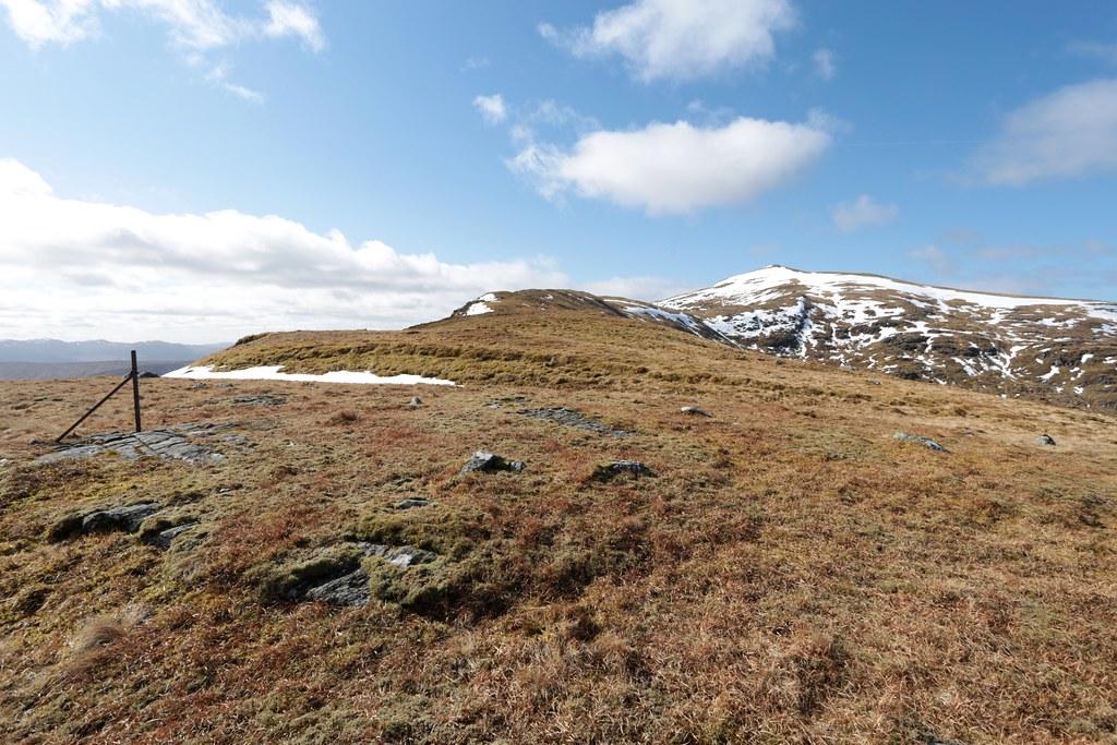 East Ridge of Meall Ghaordaidh