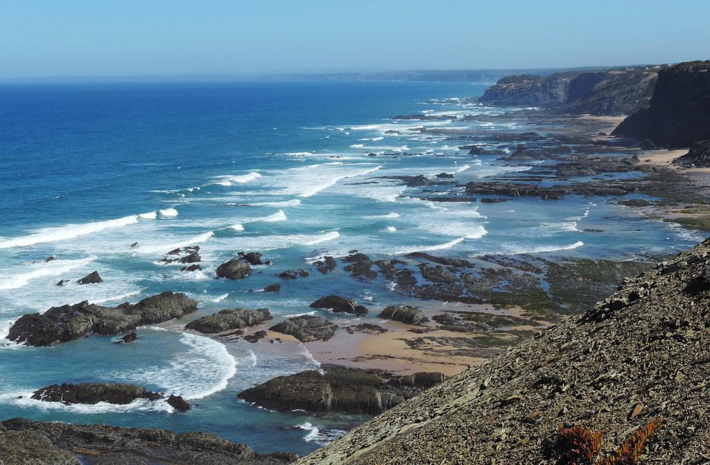 Portugal's Atlantic Coast: Praia da Carriagem