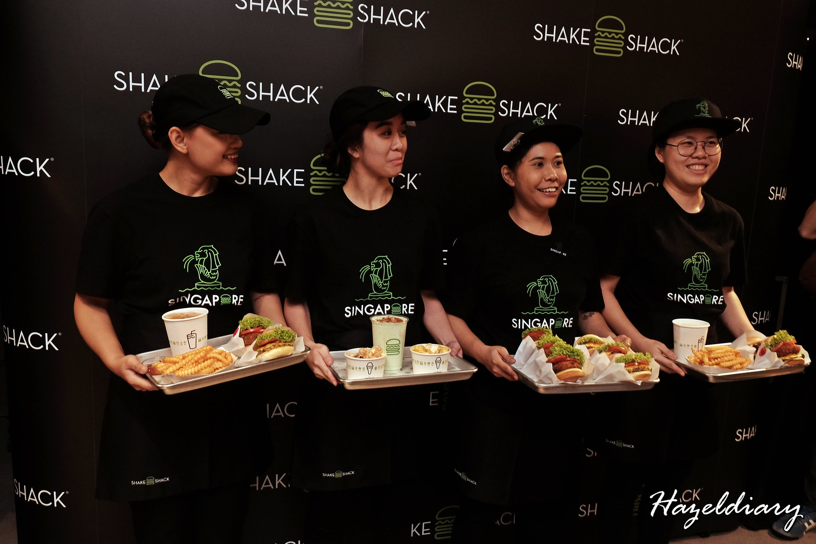 Shack Shack Singapore-Jewel Changi Airport
