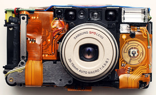 A Naked Samsung EVOCA70S (Rollei Prego 70) | See all my