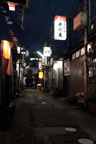 更にディープな金沢の夜
