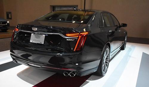 2020 Cadillac CT-6 V Photo