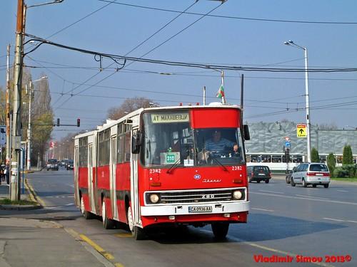 2382-310 2.11.2013 | by Sofiatransport transport data base
