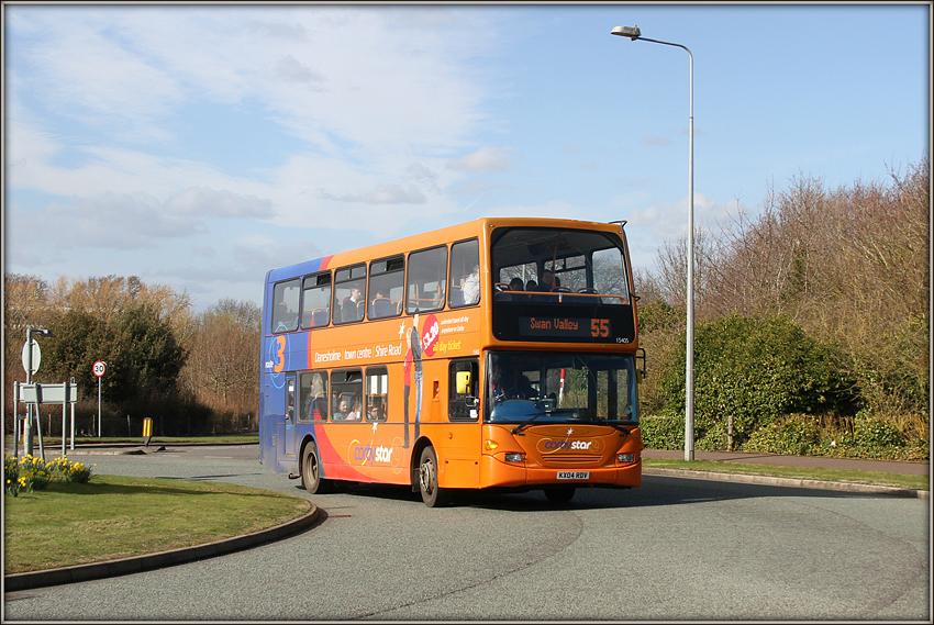Stagecoach 15405