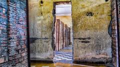 Cell Block, S21 Prison