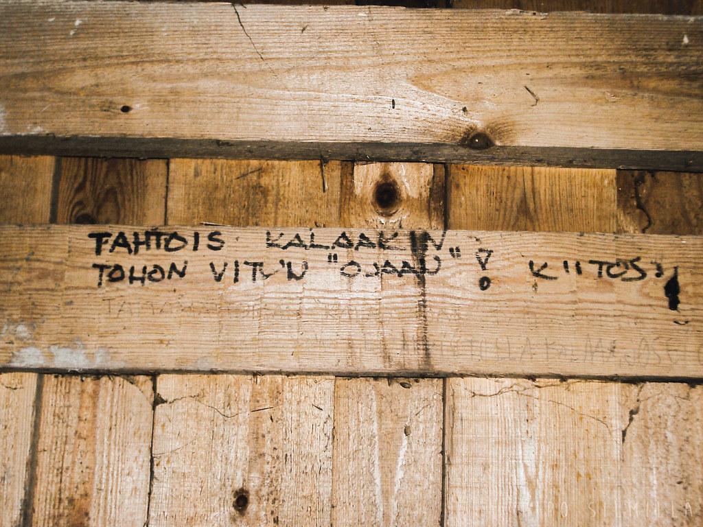 Juhannus Tainionvirralla