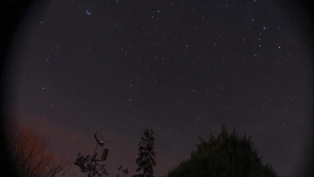2hr 30min Star Trails Timelapse 25/01/19