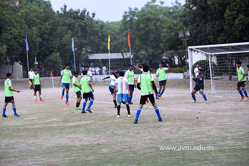 Inter House Football Competition 2018-19 8 (17) | by Atmiya Vidya Mandir