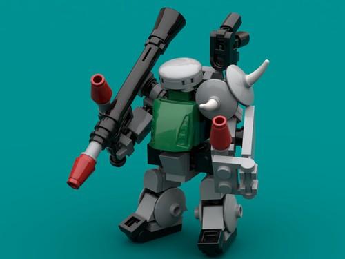 ST-07A Chub Crazy Ivan | by The Hydromancer