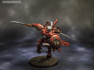 T'au Commander Farsight