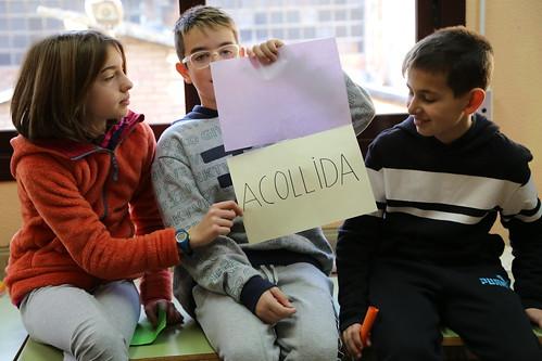 Ràdio i contes del món a l'Escola Segimon Comas de Sant Quirze de Besora
