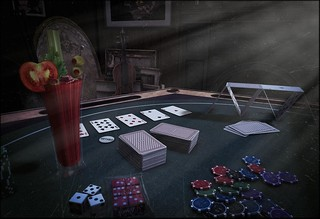Noon poker | by Lilo Denimore ::::ChicChica::::