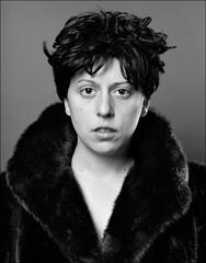 Woman in the Fur Coat