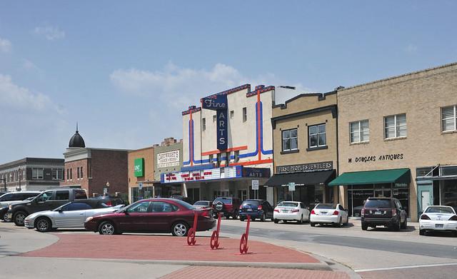 Fine Arts Theater - Denton,Texas