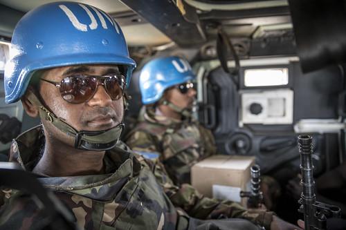 Bangladesh Long range patrol   by Mission de l'ONU au Mali - UN Mission in Mali