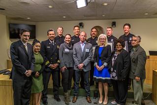 Dauntless LAFD Crew Lauded for Saving Pacific Palisades Ma