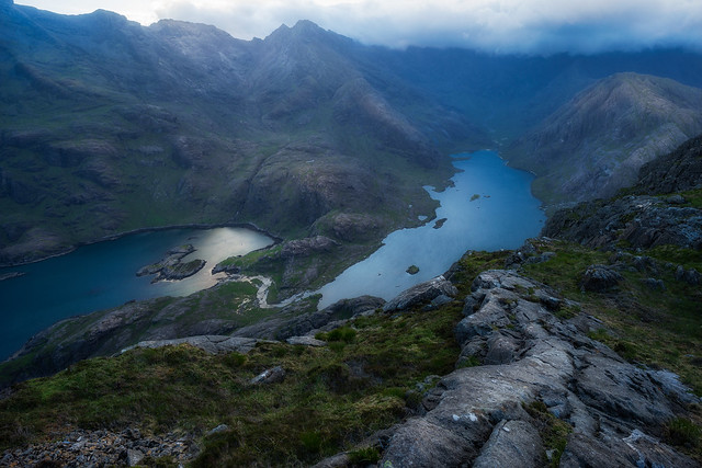 Loch Coruisk and the Cuillins